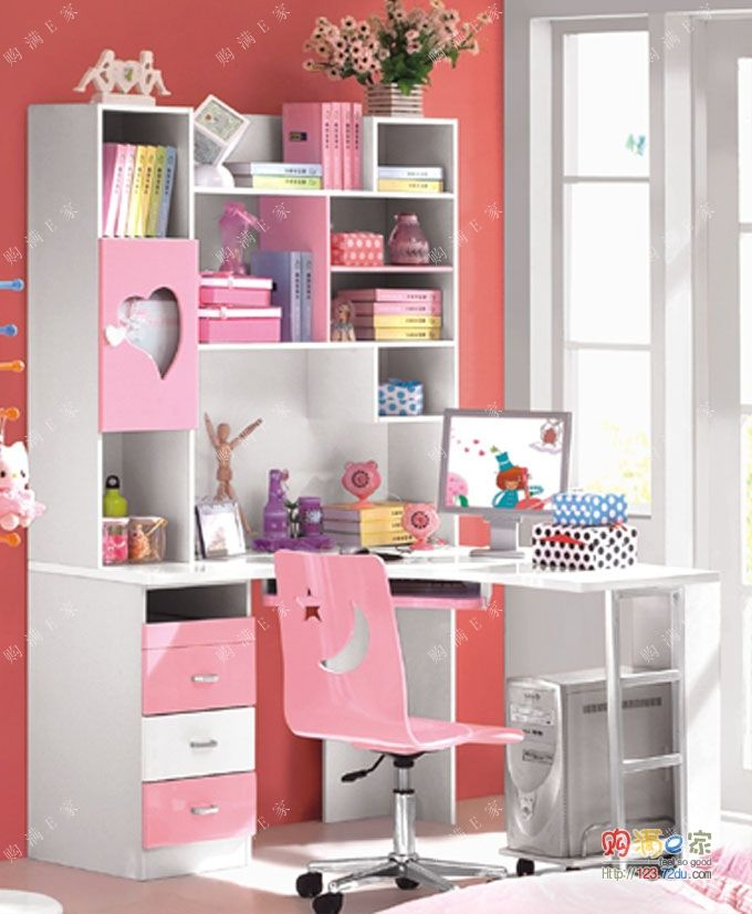 directly from china furniture wallpaper suppliers special items of furniture suite 12 m corner study desk computer desk desk female princess