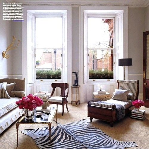 From Elle Decor Living Rooms Pinterest