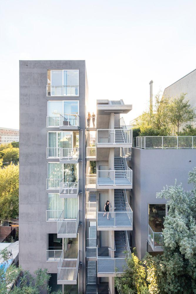Gallery Of Block Void House Bundschuh Architekten 5