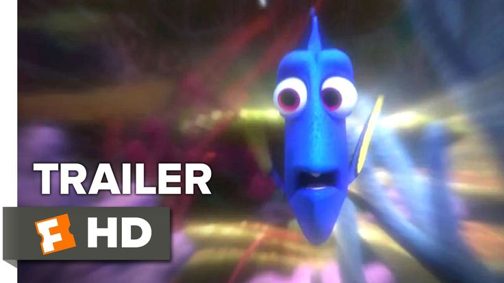 We've been waiting for this for soo long...  #FindingDory Official Trailer #1