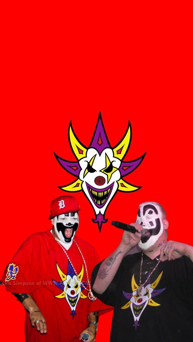 Insane Clown Posse - Mighty Death Pop iPhone 5 wallpaper ...
