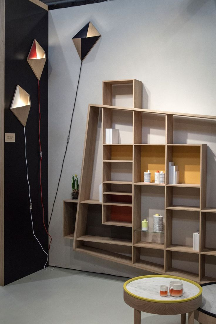 FRISCO is as functional as a traditional shelving - Home Decorating Trends - Homedit