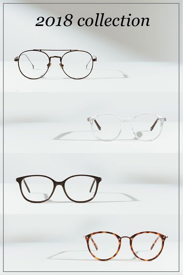 The 2018 styles are here and they are awesome! Buy glasses online from $38 + free shipping!