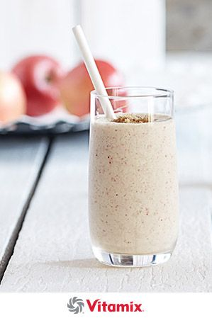 Fresh fall apples and a sprinkle of cinnamon come together in our Apple Pie Smoothie.