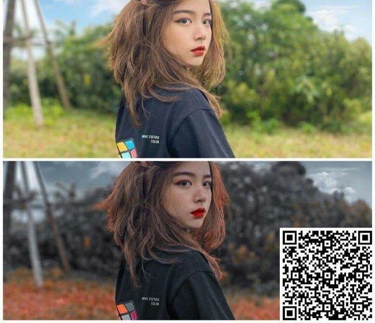 Cara Edit Foto Lightroom Gratis Tanpa Ribet Cukup Scan Qr Code Polarr Lightroom Pengeditan Foto Gambar
