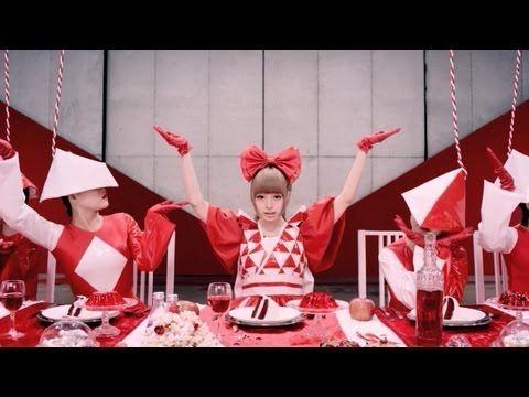 """New """"Furisodeshon"""" music video from Kyary Pamyu Pamyu - red and white awesomeness"""