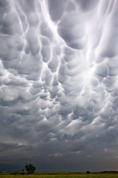 Wow, the sky.