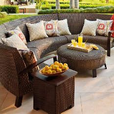 Wicker Patio Furniture - Outdoor Wicker Furniture - Frontgate