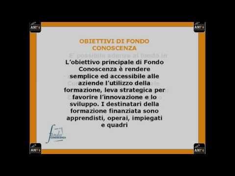 Tutorial Fondo Conoscenza