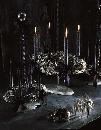 Tage Andersen - flowerartist - Advent. Julekrans 2012