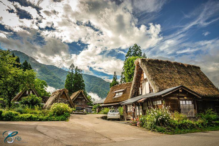 Ainokura Village | Discovered from Dream Afar New Tab
