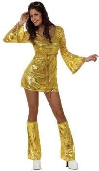 Déguisement disco femme