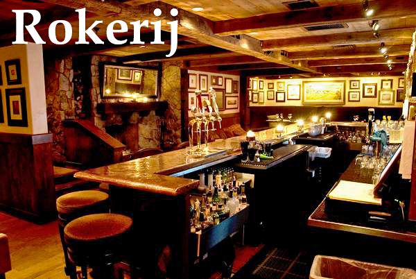 """Rokerij 6335 N. 16th St., Phoenix, AZ 602-265-5886 This beautiful stone house of a restaurant – just across the covered patio from Richardson's – features dim lighting, copper-topped bars and excellent service. The name (pronounced ro-ker-ee) means """"smokehouse in Dutch"""" and features a great selection of steaks, chops, fresh fish and """"small plates."""" Don't miss the down stairs bar."""
