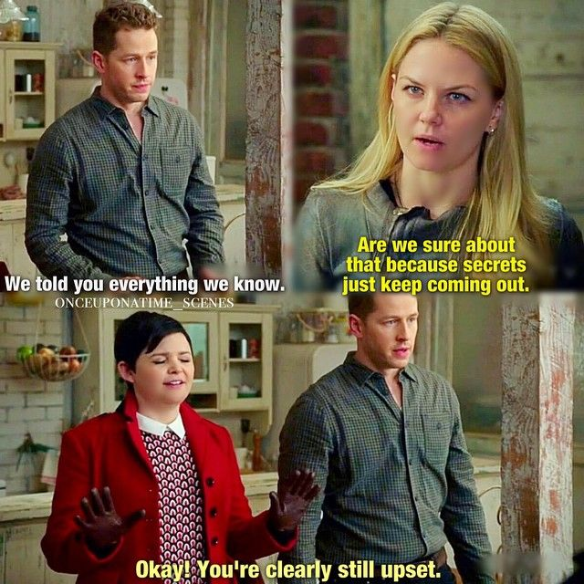 "David, Emma and Mary Margaret - 4 * 18 ""Sympathy for De Vil"""
