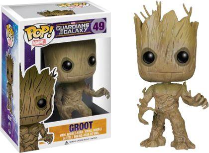 Guardians of the Galaxy - Groot Pop! Vinyl Bobble Head Figure