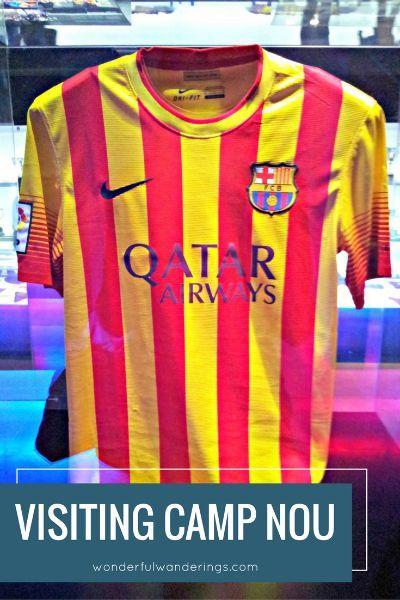 camp nou experience fc barcelona