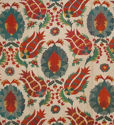 Suzanis from Uzbekistan - Uzbek Embroideries - Suzani