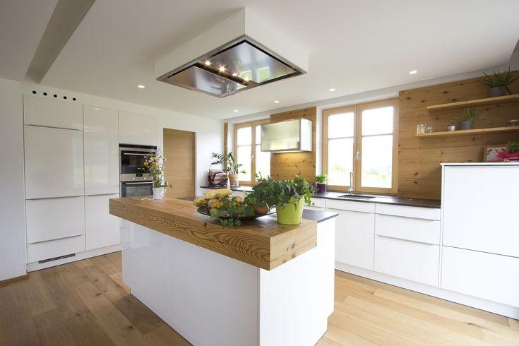 Barelement, Barablage Altholz Deckenlüfter, Regale aus Altholz ... | {Moderne küchen altholz 4}