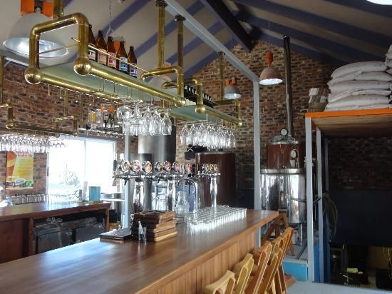 Clarens Brewery - Clarens, Free State, South Africa
