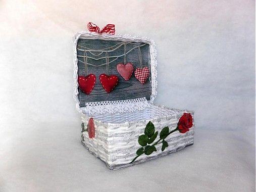 Hela503 / Srdce v šperkovnici :)