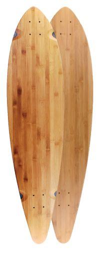 "40"" x 9.25"" Pintail Blank Deck Bamboo (#BP40)"
