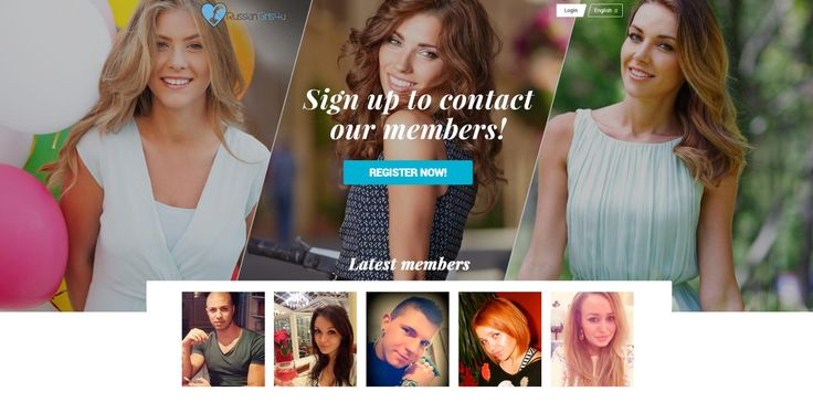 RussianGirls4u on http://www.DatingSiteReviews24.com - Best Dating Site Reviews Online