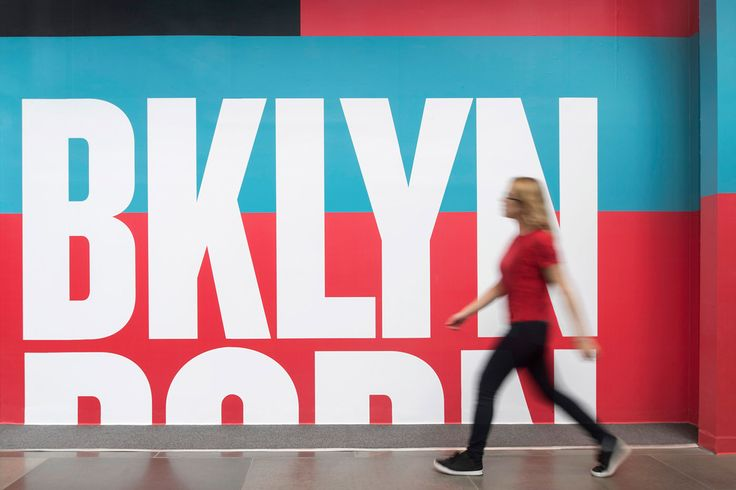 Celebrating Brooklyn roots in Pentagram's bold branding for City Point  See more: http://094msm.tt/design/city-point-brand-identity/  More news: Like Mindsparkle Mag on Facebook