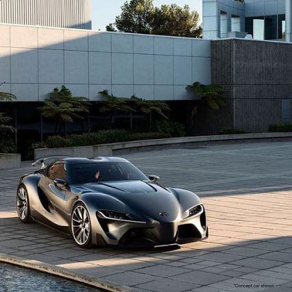 Image Via Images Concept Car Toyota Image Via Toyota Concept Pic Image Via  Toyota