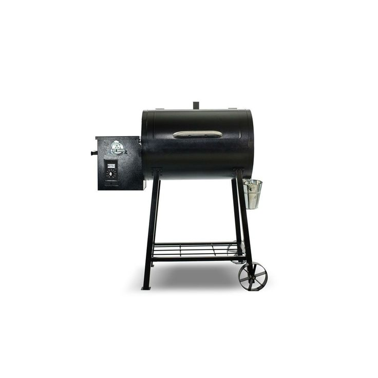 "Pit Boss 340 37"" Pellet Grill and Smoker"