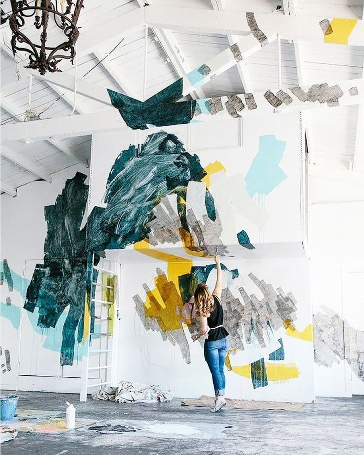 11 Emerging Artists To Follow On Instagram Abstract Art Artist
