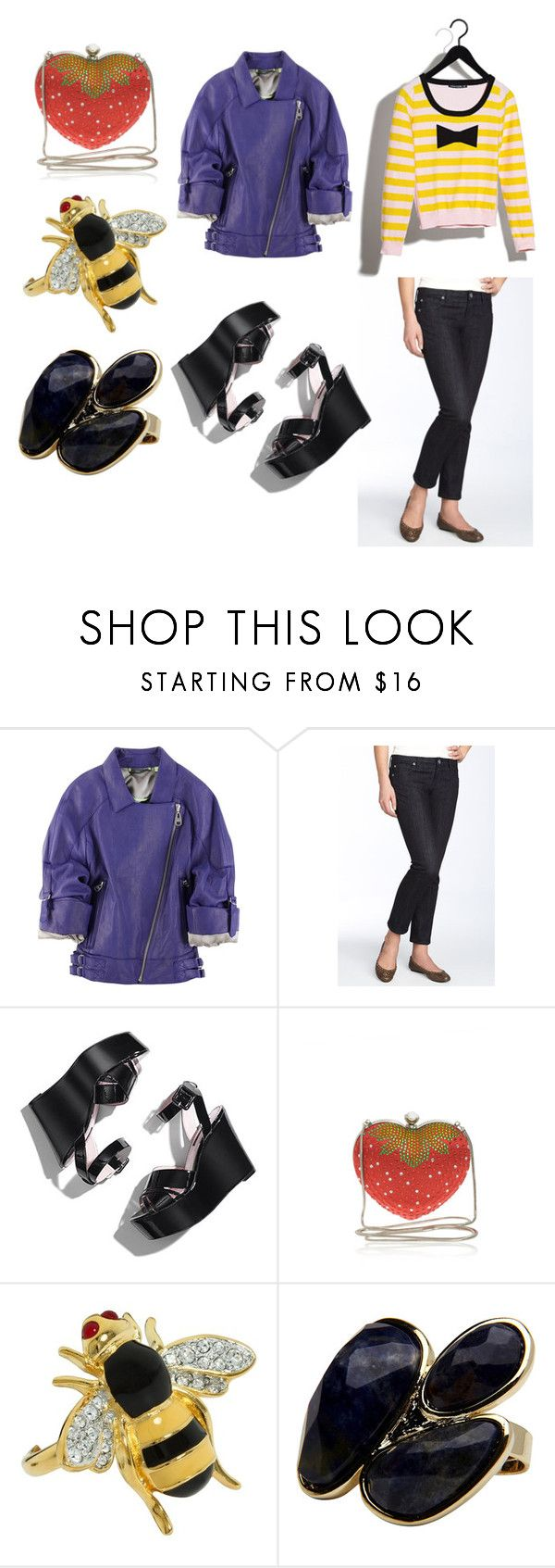 Young BSp FG by skugge on Polyvore featuring мода, Doma, KUT from the Kloth, ASOS, Kenneth Jay Lane and H&M