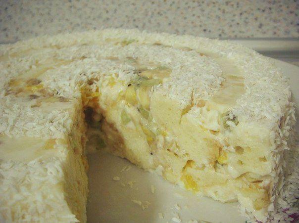 Fruit cake «Delight»