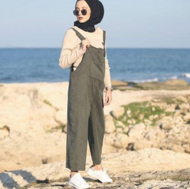 Dress Casual Summer Dungarees Glam Outfitoftheday Outfitinspiration Kasual Baju Kodok Model Pakaian Remaja Wanita