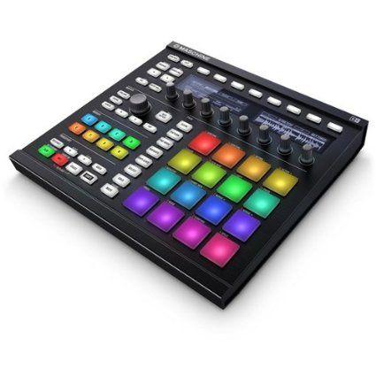 Native Instruments Maschine MK2 Groove Production Studio, Black