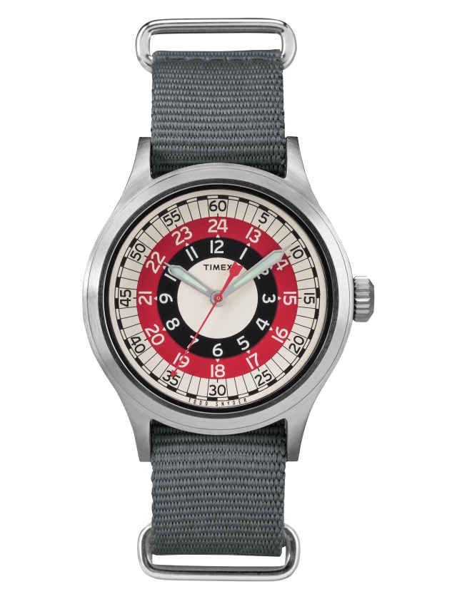 The Todd Snyder x Timex Mod Watch Is Back in Stock - Freshness Mag