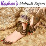 New Kashee's Simple Mehndi Designs 2017 2018 Bridal Henna Pics