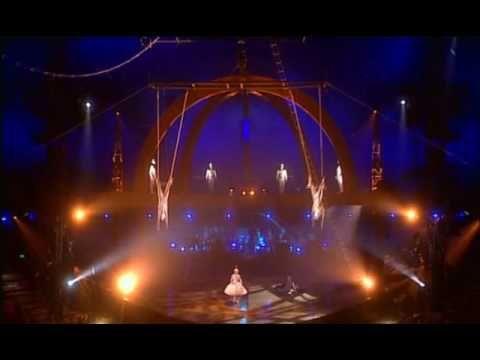 Clipe Alegría Cirque du Soleil DVD