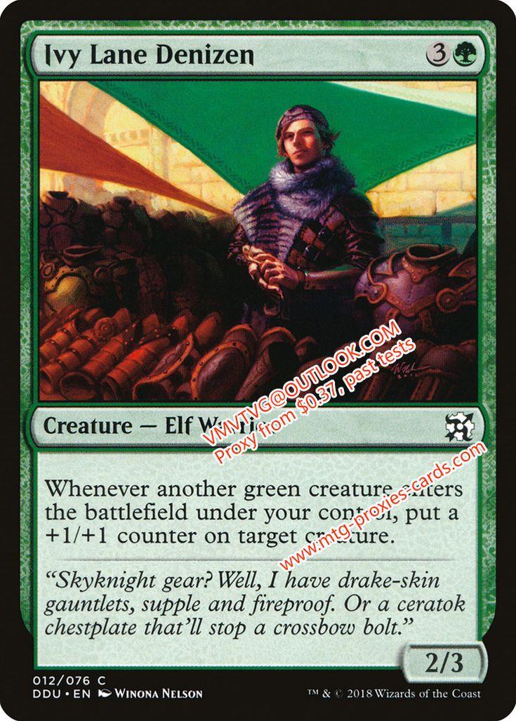 Ddu duel decks elves vs inventors magic the gathering