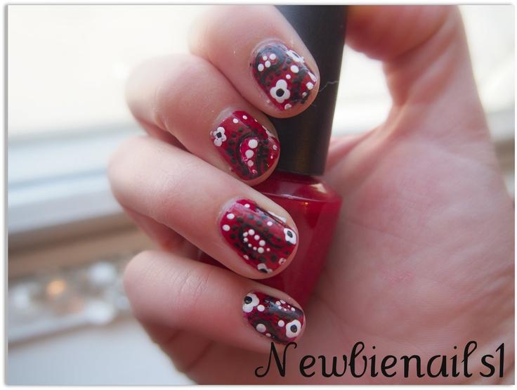 The 25 best bandana nails ideas on pinterest pretty nails bandana nail art by newbienails1 prinsesfo Choice Image