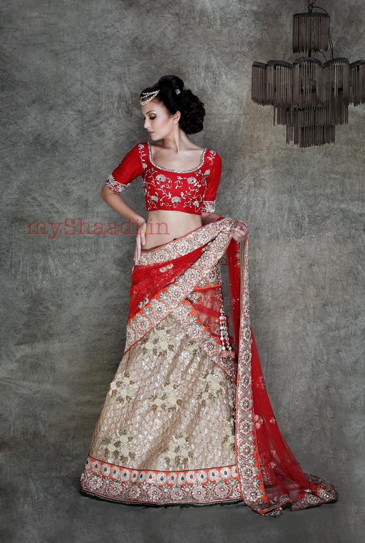 Asha & Gautam Gupta bridal collection