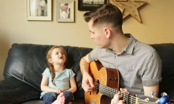 Father Daughter Singalong Will Give You All The Feels