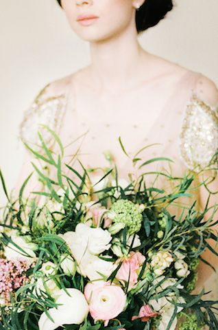 Bridal portraits with a bouquet | Katerina Lobova Photography | see more on: …