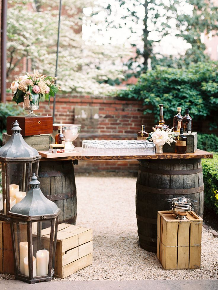 Cigar Bar | Decatur House | Abby Jiu Photography