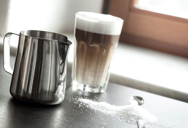 How to make the perfect latte macchiato