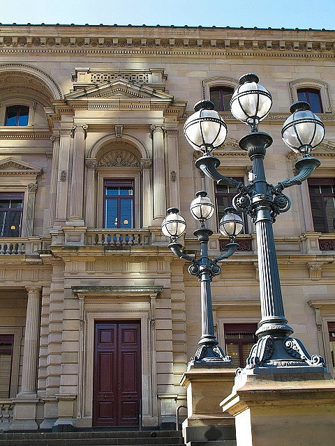 The 'Old' Treasury Building - Melbourne by Dean-Melbourne, via Flickr