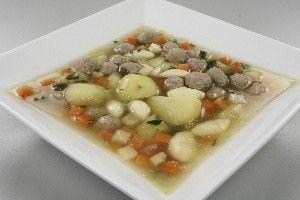 Oksekødssuppe (Simpel) 4