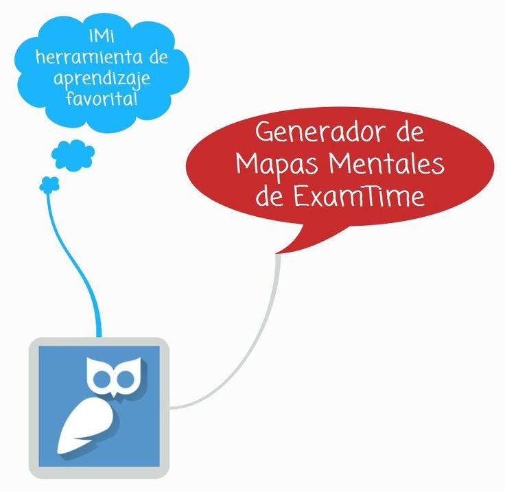 Generador de Mapas Mentales de ExamTime