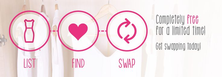 LIST clothes & accessories you no longer want. FIND items you love SWAP! Completely free for a limited time. Get swapping today with Closet Thief.