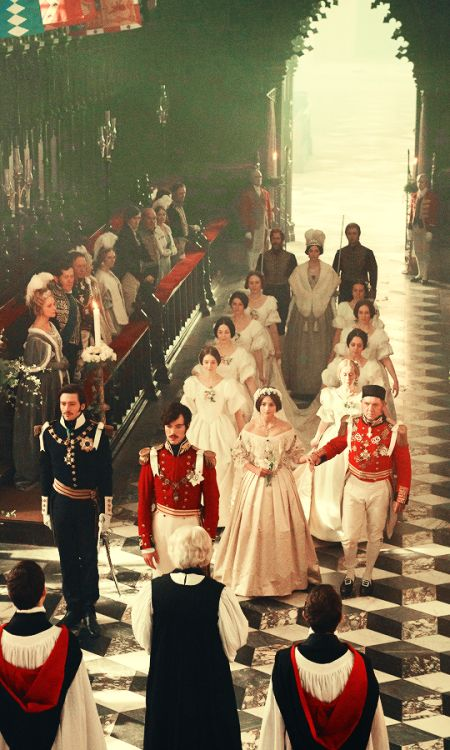 Victoria on PBS. Excellent series.