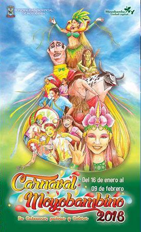 Carnaval de Moyobamba